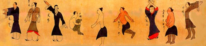 Fresque Qi Qong